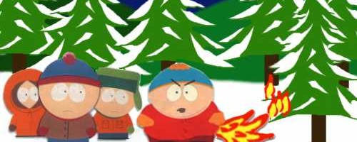 Cartman's Flaming Flatulence