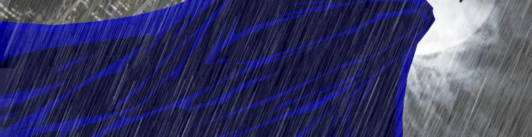 A Rainy Night in Gotham
