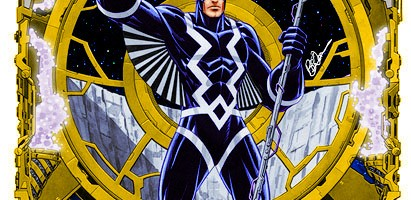 Giorgio Comolo – Black Bolt (Colour: LocalHero)