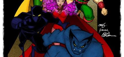 Craig Rousseau's Avengers Color: LocalHero