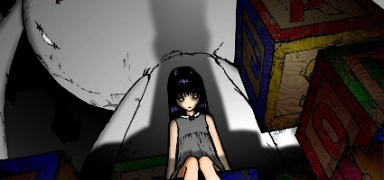 "Dreamcrafter ""Scary Girl"" (Chan) – Colored"