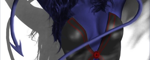 DCG REDO: X-Verse: Nightcrawler (inspired by Darth_zaiyen)