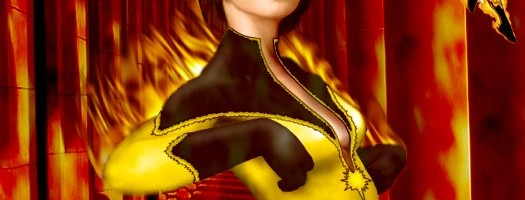 DCG REDO: Spider-Friends: Firestar – Avengers Costume