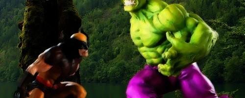 Wolverine Vs Hulk #2