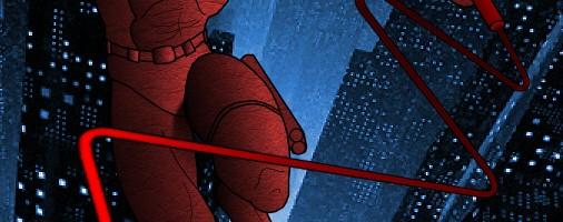 Kevin Newburn's Daredevil – Inked & Coloured