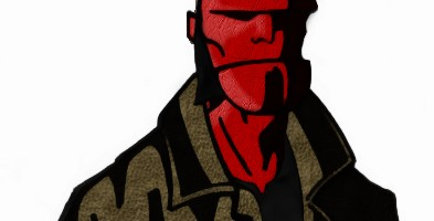 Kevin Newburn's Hellboy