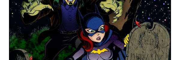 Loston Wallace BatGirl – Color/Layout: LocalHero