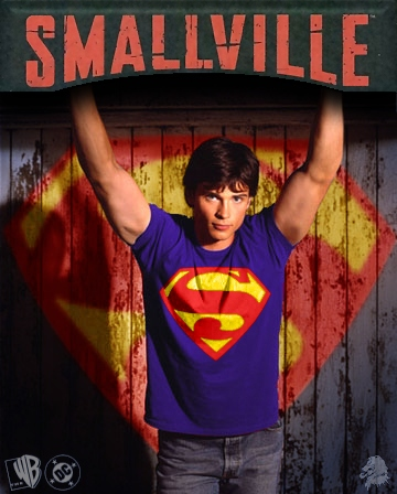 tom welling superman symbol