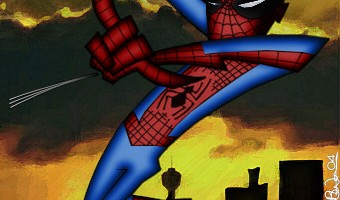 Ken Wright's Spiderman