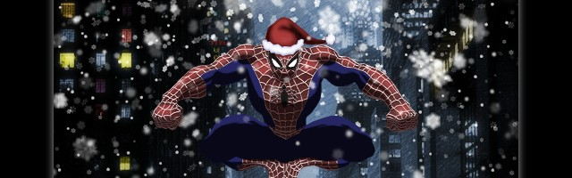 XMAS: Spidey's Seasons Greetings