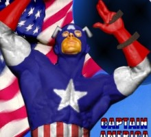 Captain America – Stars n Stripes