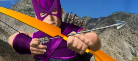 Secret Wars: Hawkeye