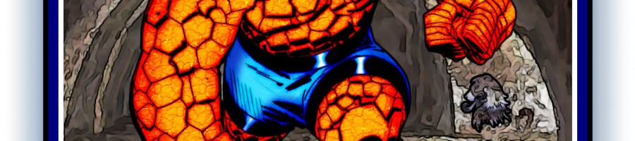 Mike Wieringo's Thing (Layout/Color: LocalHero)