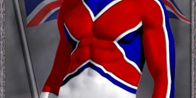 XMas: Gift for Trygonez – Captain Britain